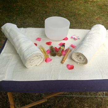 Univers massage couple détente