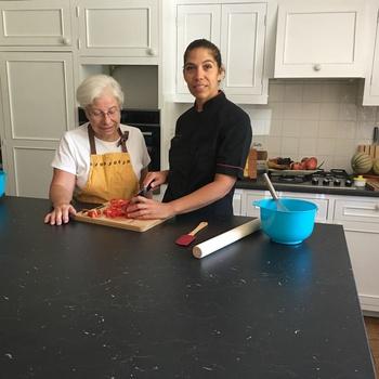 Atelier de cuisine sans gluten, vegan