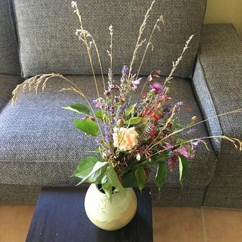Bouquet champêtre surprise