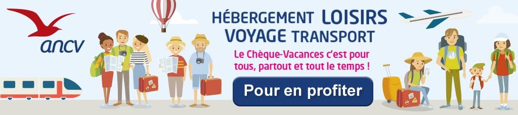 acceptation chèque vacances ancv et chèques vacances connect