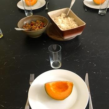 Diner pèlerin