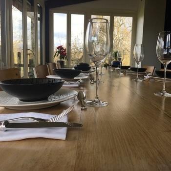 Table d'hôtes sans gluten
